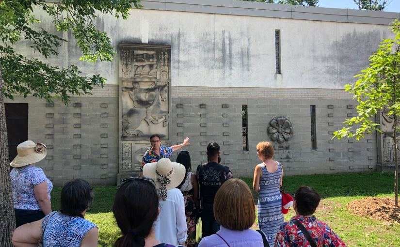 Guild Park Walking Tour hosted by John Mason of Friends of GuildPark