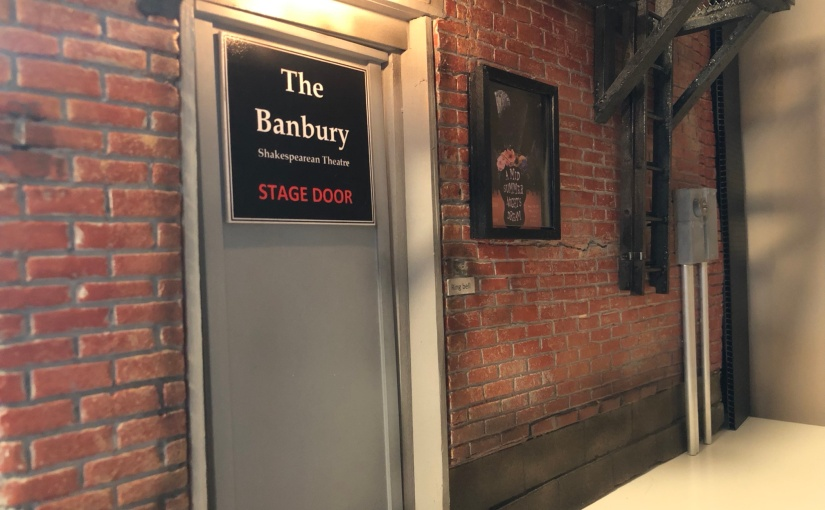 The Banbury Shakespearean Theatre in Guildwood Village