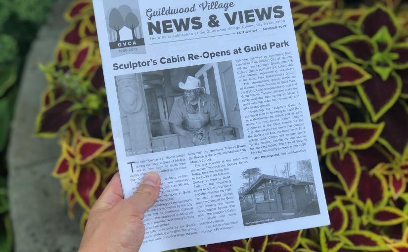 GVCA's News &Views