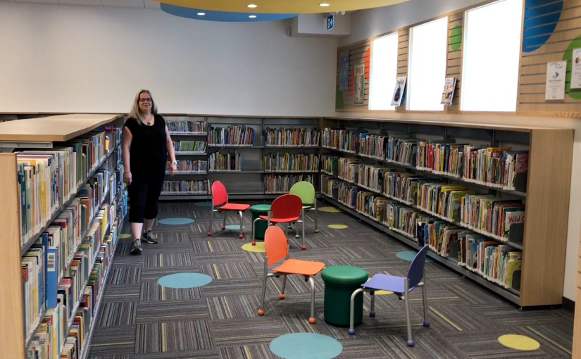 Preview of the Brand New Guildwood Village Library!
